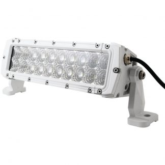 "MARINE SPORT MS-MRDR10 HD LED White Marine Light Bar (10"""", 60 Watts, 4,200 Lumens)"