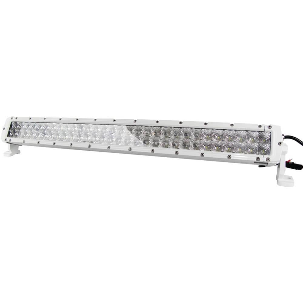 "MARINE SPORT MS-MRDR30 HD LED White Marine Light Bar (30"""", 160 Watts, 12,600 Lumens)"