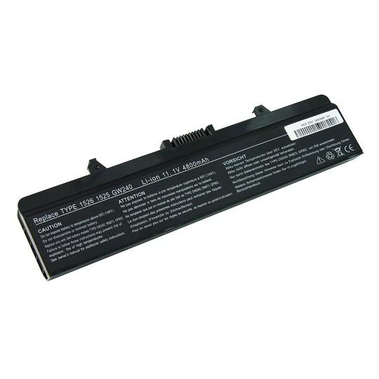 Dell Inspiron 1525 1526 rn873 hp297 Compatible 4800mAh Laptop Battery 1