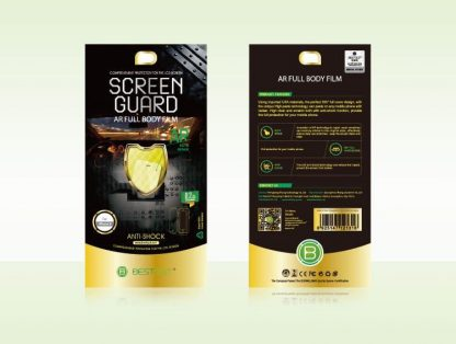 Screen Guard AR Full Body Film for iPhone 5S