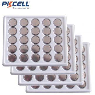 100 Pcs CR2032 2032 DL2032 3V Lithium Button Batteries