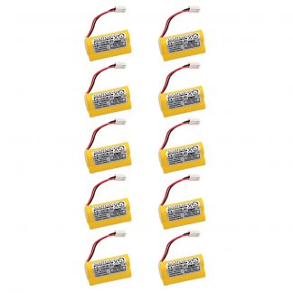 10pc Dantona Replacement Emergency Light Battery For Chloride 100003A098 and more