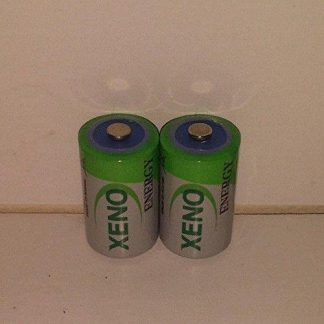 (2) XENO ER14252 1/2AA LITHIUM BATTERIES FOR TADIRAN TL-5151 TL-5902