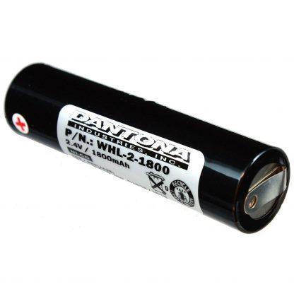 2.4V Razor Battery For Wahl Razors Replaces 00040-100, C1015, C1018