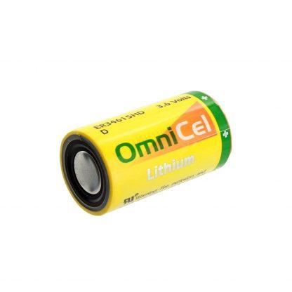 2x OmniCel ER34615HD/S High Drain Lithium Thionyl Chloride Battery AMR Backup