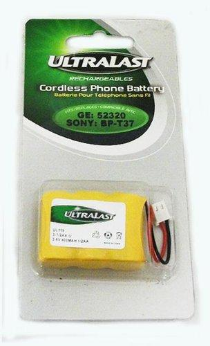 3-1/2AA-U 3.6V 300 MAh NI-CAD Phone Battery
