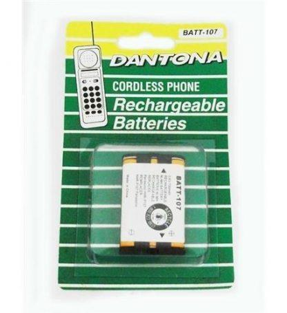 3.6V Battery KX-TG3000/6000 Series