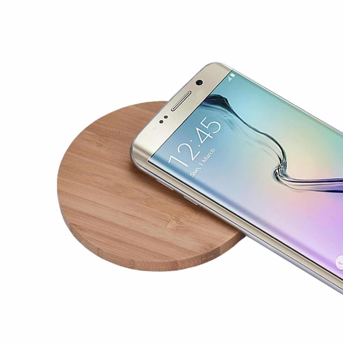Wireless Charger for iPhone 8/iPhone X or Samsung Galaxy