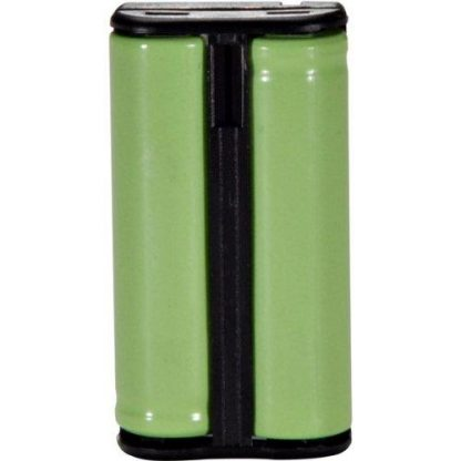 AT&T-Lucent 2401 Cordless Phone Battery Ni-MH 2 AA In Plastic Housing, 2.4 Volt, 1500 mAh - Ultra Hi-Capacity - Replacement for V-Tech VSB 80-5017, GE TL96502, for AT&T, Sony, & Toshiba Rechargeable Battery
