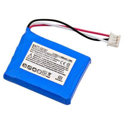 BATT-52707 Lithium Polymer (Li-Po), Lithium Battery