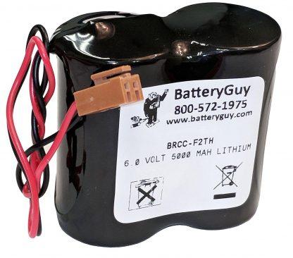 BR-CCF2TH PLC Battery 6v 5000mah