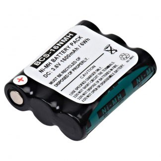 Barcode Scanner BCS-16NMH Nickel Metal Hydride (NIMH) Battery