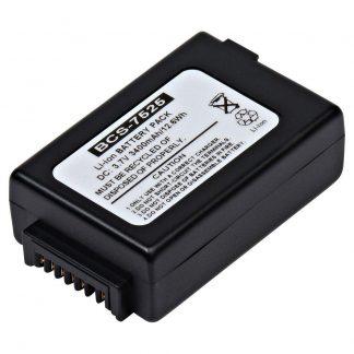 Barcode Scanner BCS-7525 Lithium,Lithium Ion (ICR/CGR/LIR) Battery