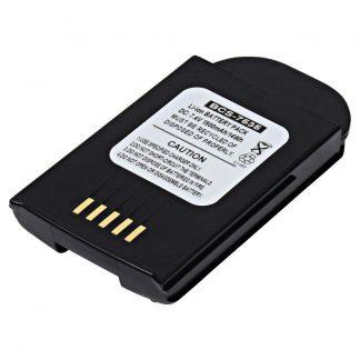 Barcode Scanner BCS-7535 Lithium,Lithium Ion (ICR/CGR/LIR) Battery