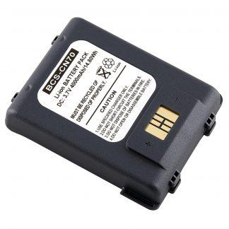 Barcode Scanner BCS-CN70 Lithium,Lithium Ion (ICR/CGR/LIR) Battery