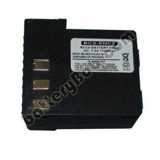 Barcode Scanner BCS-ENC2 Nickel Cadmium (NICD) Battery