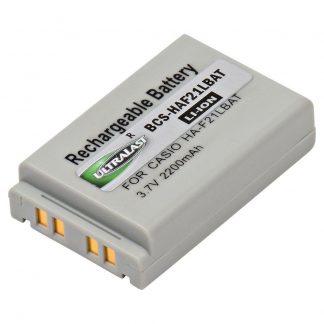 Barcode Scanner BCS-HAF21LBAT Lithium,Lithium Ion (ICR/CGR/LIR) Battery