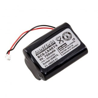 Barcode Scanner BCS-LS4074 Nickel Metal Hydride (NIMH) Battery