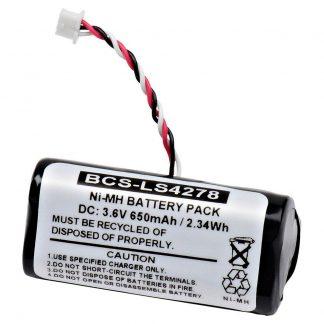 Barcode Scanner BCS-LS4278 Nickel Metal Hydride (NIMH) Battery