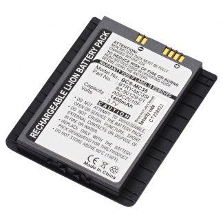 Barcode Scanner BCS-MC35 Lithium,Lithium Ion (ICR/CGR/LIR) Battery