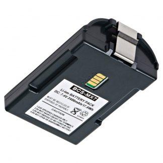 Barcode Scanner BCS-MX7 Lithium,Lithium Ion (ICR/CGR/LIR) Battery