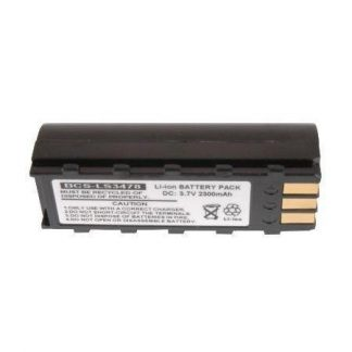 Barcode Scanner Battery Replacement for Symbol 7.4V 2300mAh