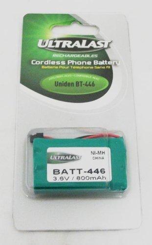 Battery for Uniden TRU446 Series