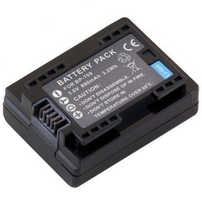 Camcorder CAM-BP709 Lithium Battery