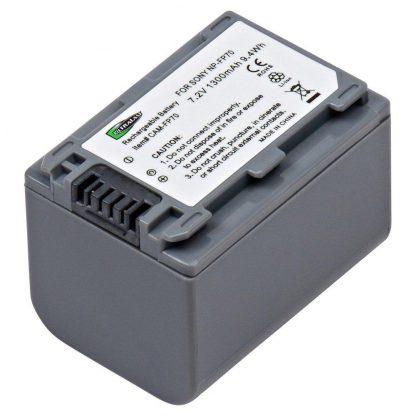Camcorder CAM-FP70 Lithium, Lithium Ion (ICR/CGR/LIR) Battery