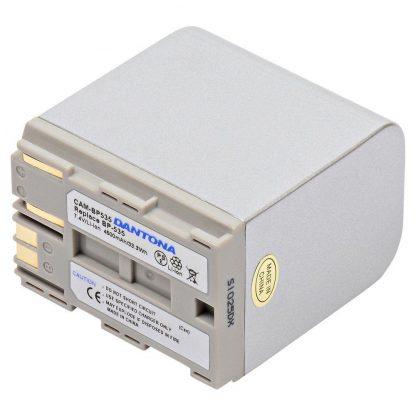 Camcorder, Digital Camera CAM-BP535 Lithium, Lithium Ion (ICR/CGR/LIR) Battery