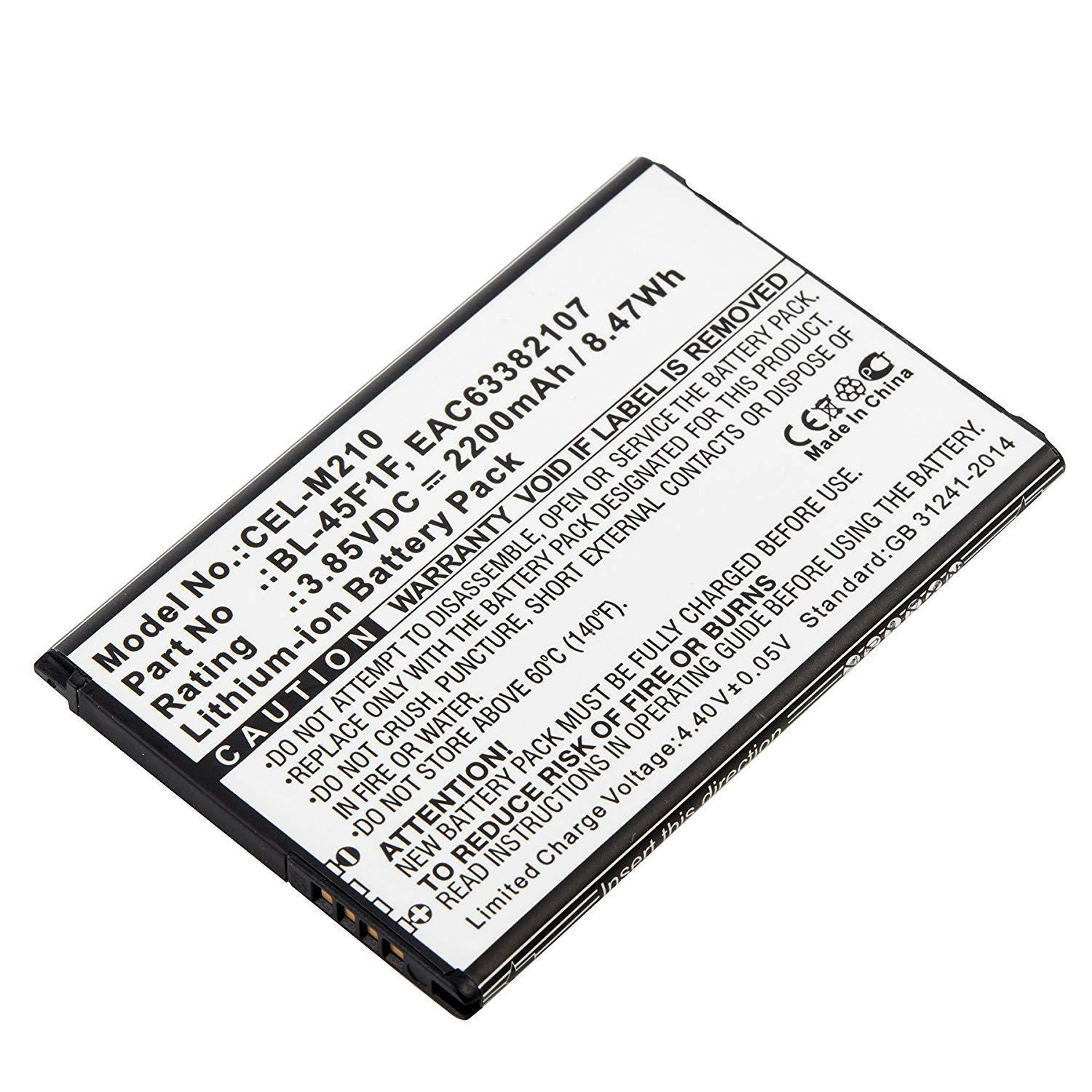 Cellphone Replacement Battery for LG - L58VL