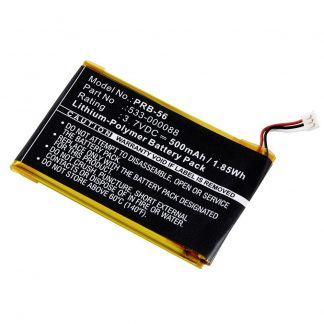 Computer Peripherals, Portable Reader Dantona PRB-56 Lithium Polymer (Li-Po) Battery 3.7 Volts