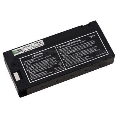 "Dantona Industries, Inc - Nabc Ultralast Ul-1250La Camcorder Battery - Sealed Lead Acid - 12V Dc ""Product Category: Power Equipment/Batteries"""