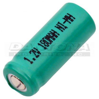 Dantona Single Cells 1/2AAAA-180NMWT Nickel Metal Hydride (NIMH) - Rechargeable
