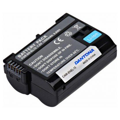Digital Camera CAM-ENEL15 Lithium, Lithium Ion (ICR/CGR/LIR) Battery