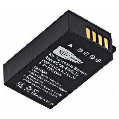 Digital Camera CAM-ENEL20 Lithium, Lithium Ion (ICR/CGR/LIR) Battery