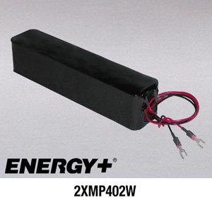 FedCo Batteries Compatible with ENERGY 2XMP402W Recloser Battery Pack
