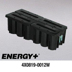 FedCo Batteries Compatible with ENERGY 4X0819-0012W Recloser Battery For Cooper FXA FXB Reclosers