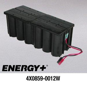 FedCo Batteries Compatible with ENERGY 4X0859-0012W Recloser Battery For Cooper Reclosers