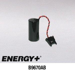 FedCo Batteries Compatible with ENERGY B9670AB Replacement Battery For Allen Bradley 1756-BA1