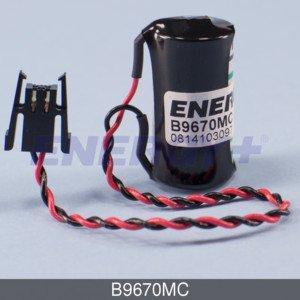FedCo Batteries Compatible with ENERGY B9670MC Replacement Battery For Mitsubishi A6BAT MR-BAT Hitachi LIBAT-H