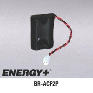 FedCo Batteries Compatible with ENERGY BR-ACF2P Replacement Battery For Cutler Hammer GE Fanuc A06B-0177-D106