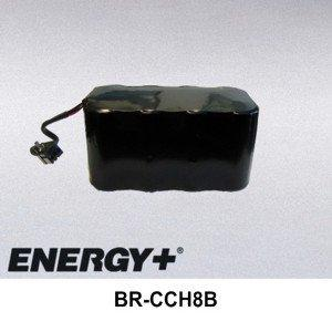 FedCo Batteries Compatible with ENERGY BR-CCH8B Replacement Battery For GE Fanuc C-Flex Robot