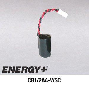 FedCo Batteries Compatible with ENERGY CR1-2AA-WSC Replacement Battery