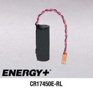 FedCo Batteries Compatible with ENERGY CR17450E-RL Replacement Battery For Le Blonde Model 77 CNC Fanuc 21i Series