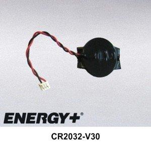 FedCo Batteries Compatible with ENERGY CR2032-V30 Replacement Battery For HP Compaq