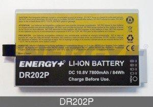 FedCo Batteries Compatible with ENERGY DR202P Replacement Battery For Philips Medical Intellivue