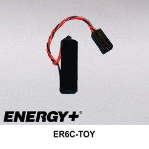 FedCo Batteries Compatible with ENERGY ER6C-TOY Replacement Battery For Toyo Denki Seizo K.K. Controller