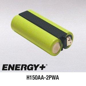 FedCo Batteries Compatible with ENERGY H150AA-2PWA Replacement Battery For Psion Teklogix WorkAbout