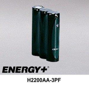 FedCo Batteries Compatible with ENERGY H2200AA-3PF Replacement Battery For Percon PSC Falcon Top Gun LXE MX2